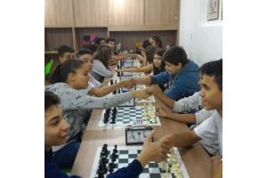 Torneio de Xadrez Ensino Fundamental