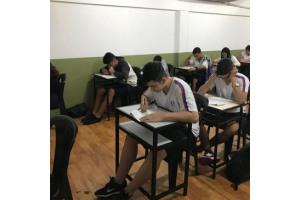 1° Simulado do Ensino Fundamental e Médio