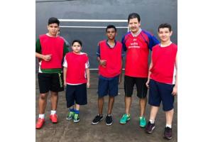 Torneio Interclasse de Futsal Ensino Fundamental