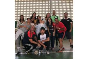 Torneio Interclasse de Futsal dos alunos do Ensino Médio