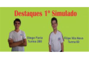 1º SIMULADO