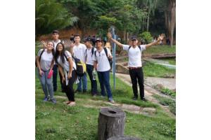 Trabalho de Campo – Lagoa Silvana