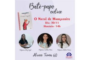 BATE PAPO ONLINE – O NATAL DE MARGUERITE