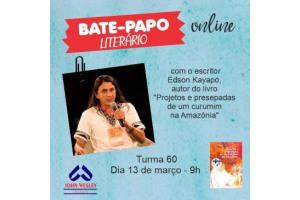 BATE PAPO LITERÁRIO