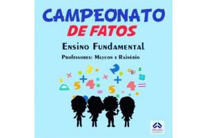 CAMPEONATO DE FATOS