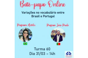 VARIAÇÕES NO VOCABULÁRIO – BRASIL E PORTUGAL