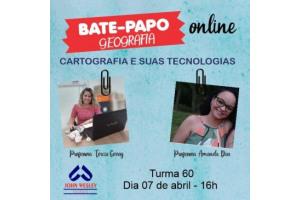 CARTOGRAFIA E SUAS TECNOLOGIAS