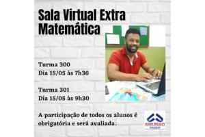Sala Virtual Extra de Matemática