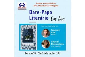Bate-papo on line – O Enigma do Infinito