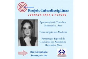 Projeto Interdisciplinar Jornada para o Futuro – Turma 301