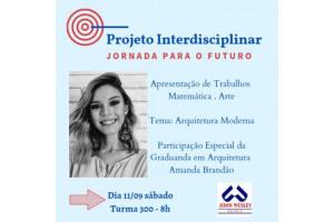 Projeto Interdisciplinar Jornada para o Futuro – Turma 300